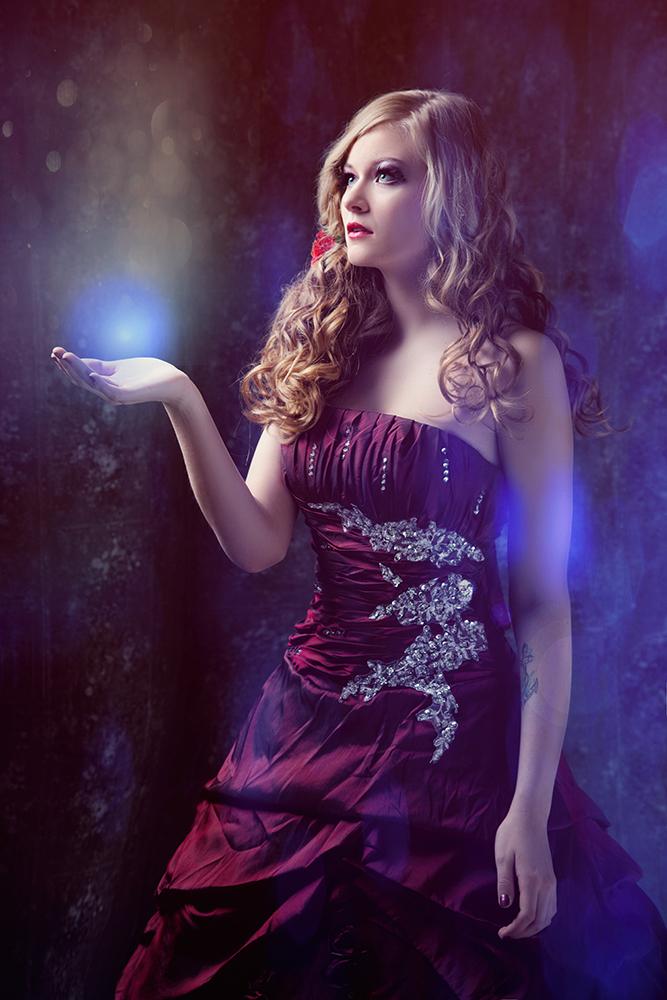 Fotoshooting Prinzessin